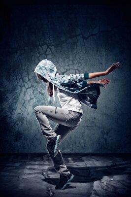 Canvastavlor urbana dans