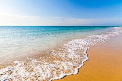 Canvastavlor Vacker Ocean Beach