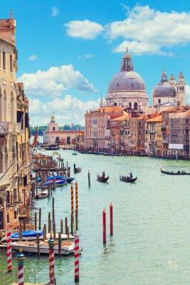 Canvastavlor Venedig
