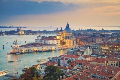 Canvastavlor Venedig.