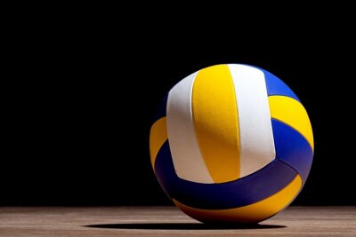 Canvastavlor Volleyboll.