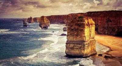 Fototapet 12 apostlar Australien
