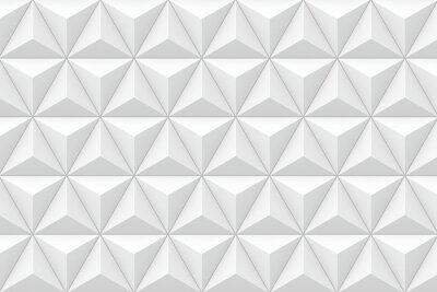Fototapet 3D geometrisk triangel textur