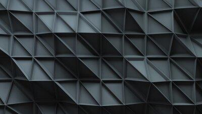 Fototapet abstrakt bakgrund 3d med upprepande mönster