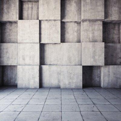 Fototapet Abstrakt geometrisk bakgrund