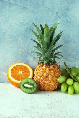 Fototapet ananas