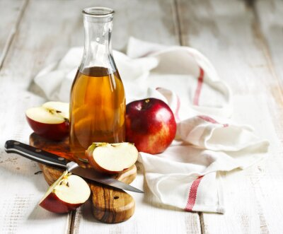Fototapet äppelvinäger
