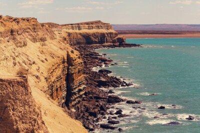 Fototapet Argentina kust