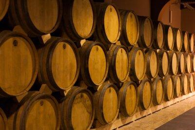 Fototapet Armenien, cognac fat