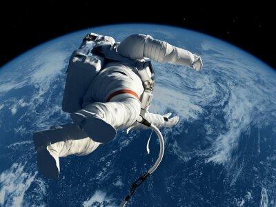 Fototapet astronaut
