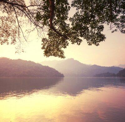 Fototapet BaBe Lake