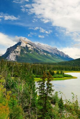 Fototapet Banff National Park