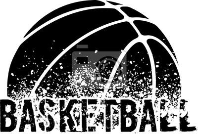 Fototapet basket Grunge