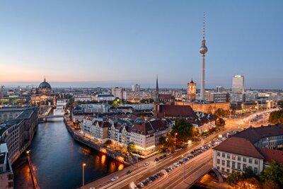 Fototapet berlin