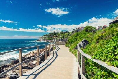 Fototapet Bondi Beach i Sydney, Australien