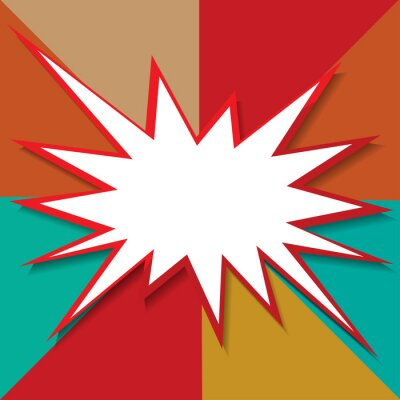Fototapet boom ikon bakgrund vektor illustration