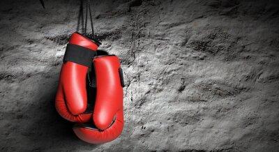 Fototapet Boxnings handskar