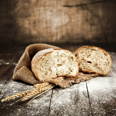 Fototapet bröd