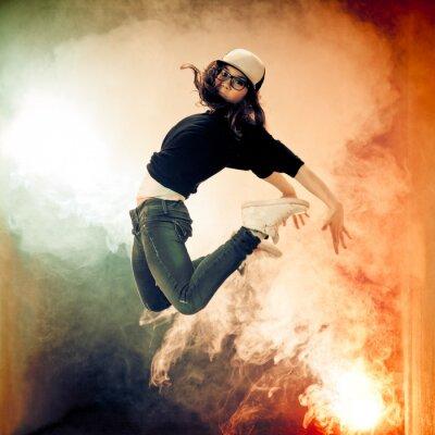 Fototapet broms Dancer