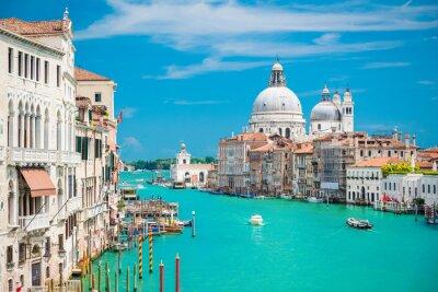 Fototapet Canal Grande, Venezia