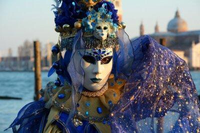 Fototapet Carnevale di Venezia