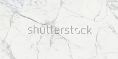 Fototapet Carrara marble. Marble texture. White stone background