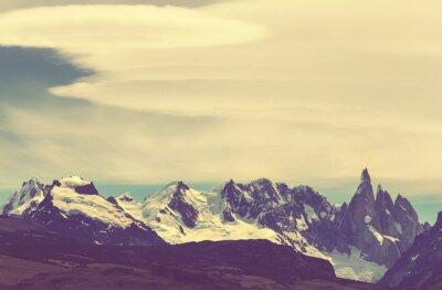 Fototapet Cerro Torre