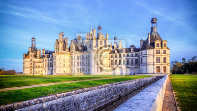Fototapet Château de Chambord