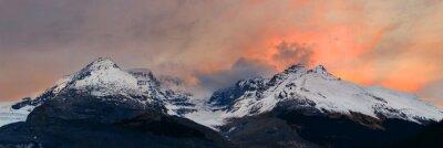 Fototapet Columbia Icefield