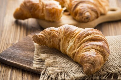 Fototapet Croissant.
