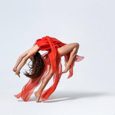 Fototapet dansaren