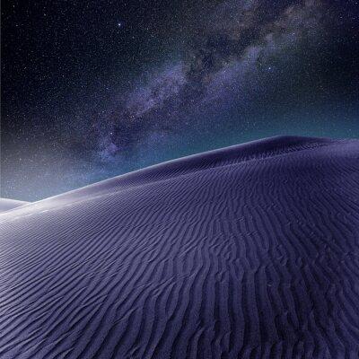 Fototapet Desert sanddyner i Maspalomas Gran Canaria