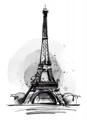 Fototapet Eiffeltornet