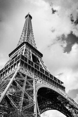 Fototapet Eiffeltornet, Paris Frankrike