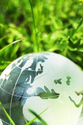 Fototapet ekologi koncept