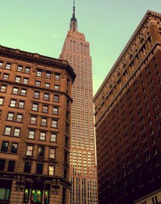 Fototapet Empire State Building