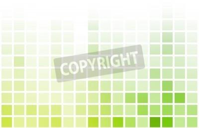Fototapet Enkel och ren Block som abstrakt bakgrund