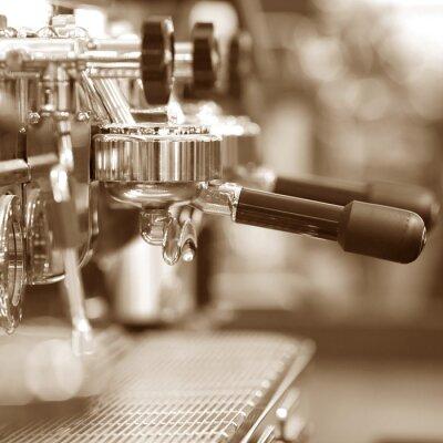 Fototapet Espressomaskin