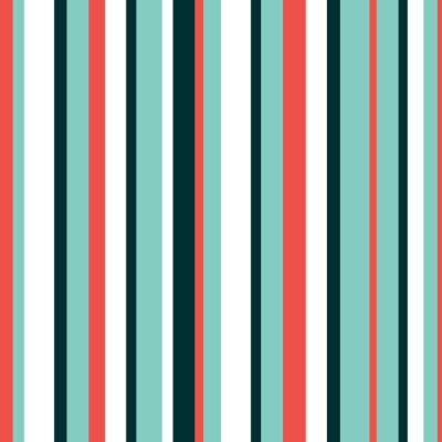 Fototapet Färg vacker bakgrund vektor mönster randigt. Kan användas för tapeter, mönsterfyllningar, webbsidans bakgrund, ytstrukturer, i textilier, för bok design.vector illustration