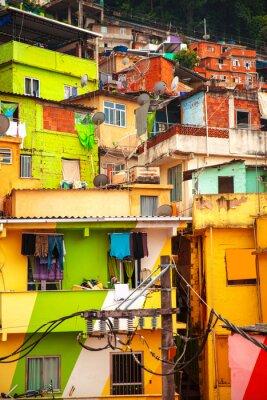 Fototapet favela