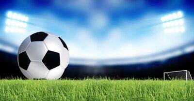 Fototapet fotboll Sport