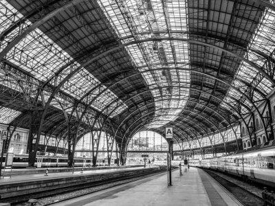 Fototapet Frankrike Station, Barcelona