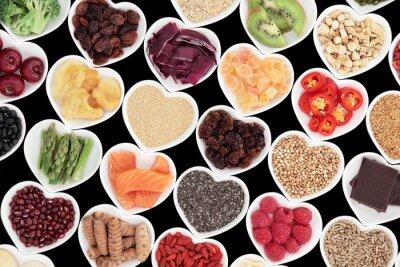 Fototapet Friska nutrition