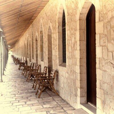 Fototapet Galleri i Jerusalem