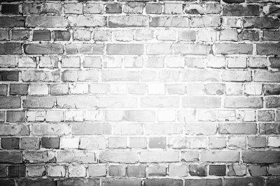 Fototapet Gamla brickwall bakgrund