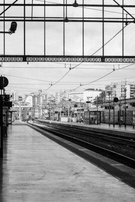 Fototapet Gare