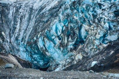 Fototapet glaciär