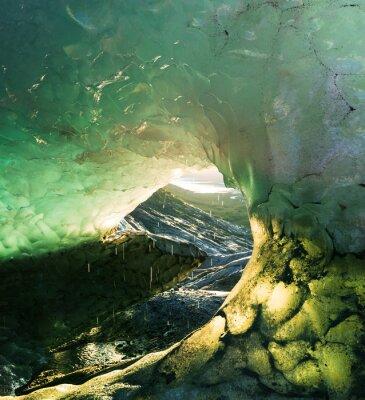 Fototapet Glacier i Norge