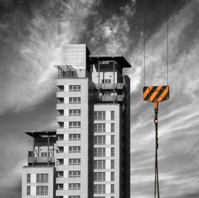 Fototapet Grattacielo