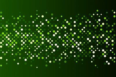Fototapet Grön abstrakt bakgrund.
